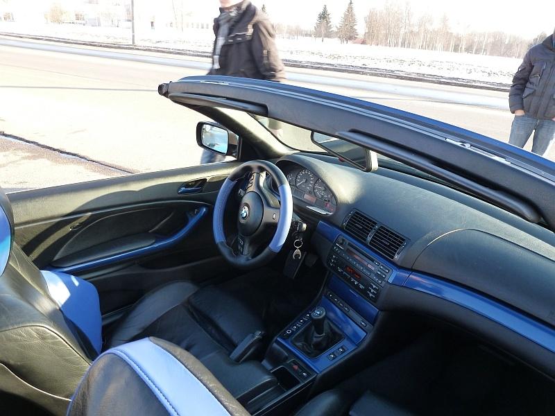 Перетяжка салона автомобиля в Минске - весь салон